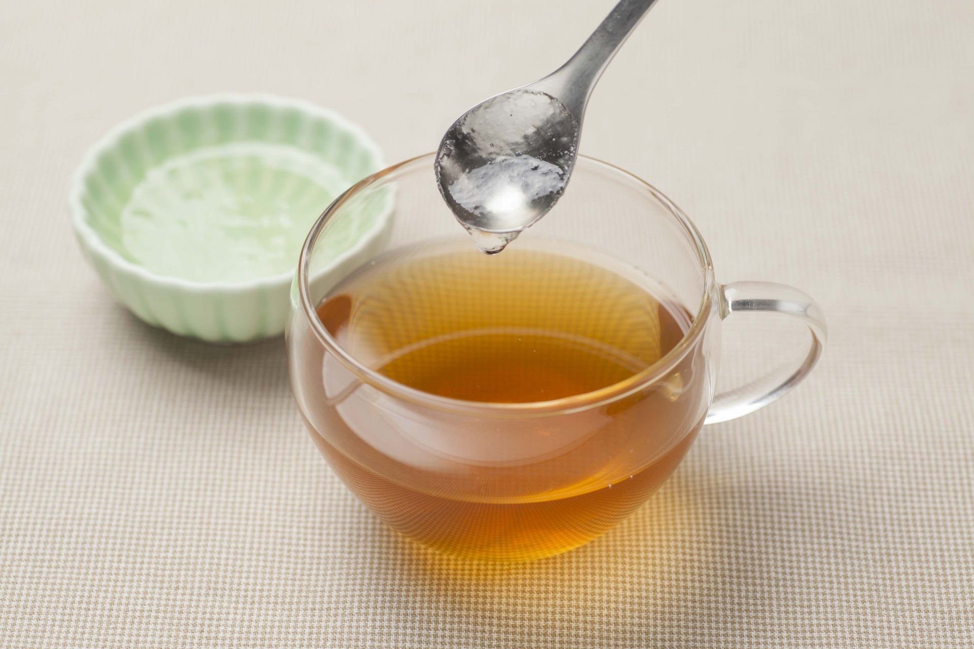 はちみつ紅茶で贅沢なティータイムを