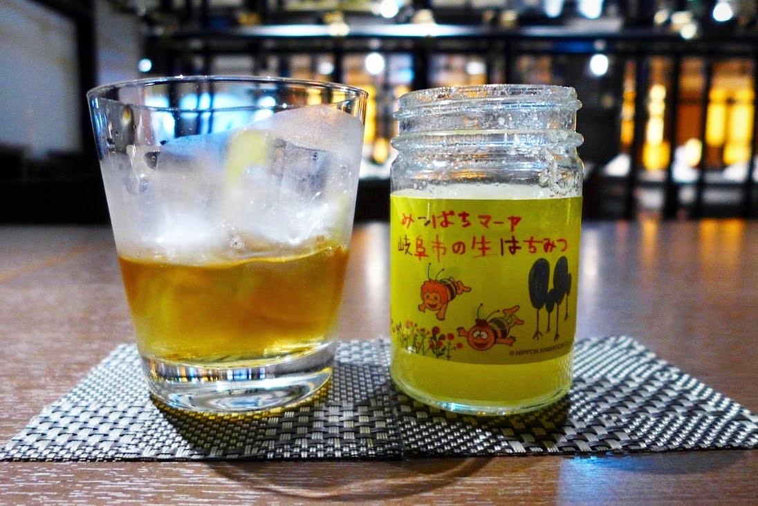 ハニーウイスキーの作り方