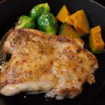 鶏もも肉とはちみつレモンソースの作り方